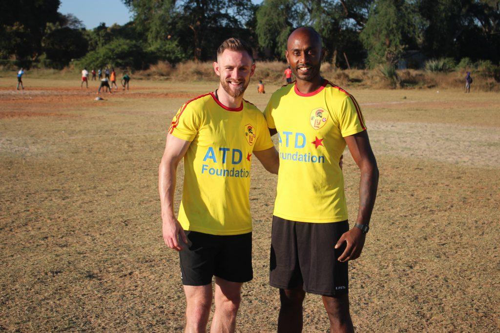 Volunteer Football Coaches in Zambia