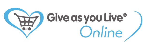 Give as you Live Charity Fundraising Logo